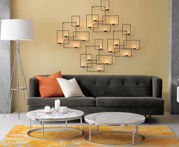 > 清新客厅设计 15张彩色沙发背景墙图片   板凳 只看此人 引用 点赞
