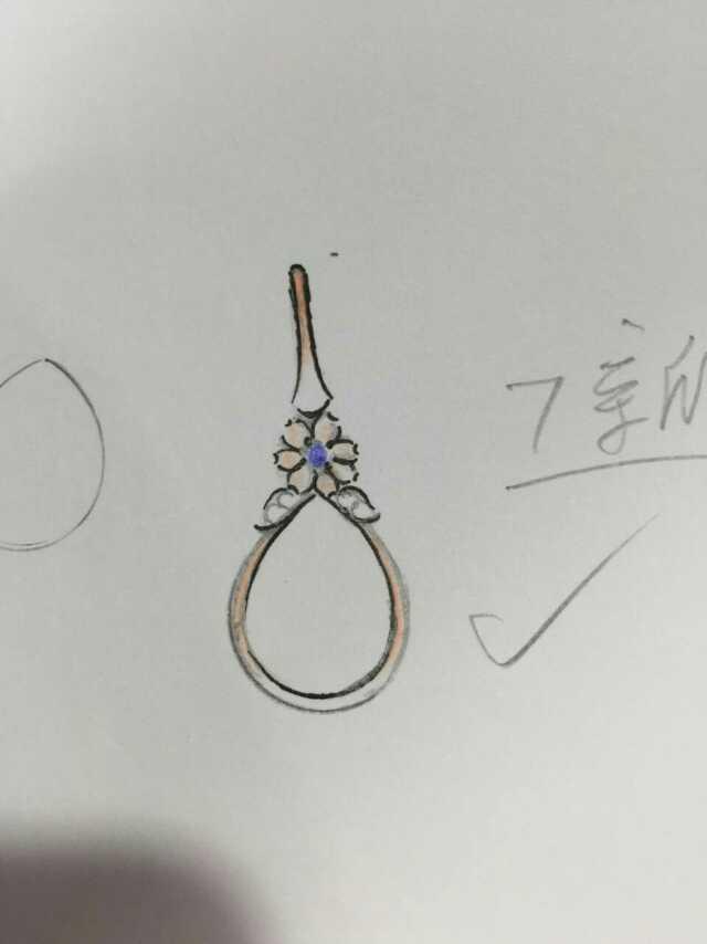 家在深圳  购物 首饰精品  > 珠宝设计图