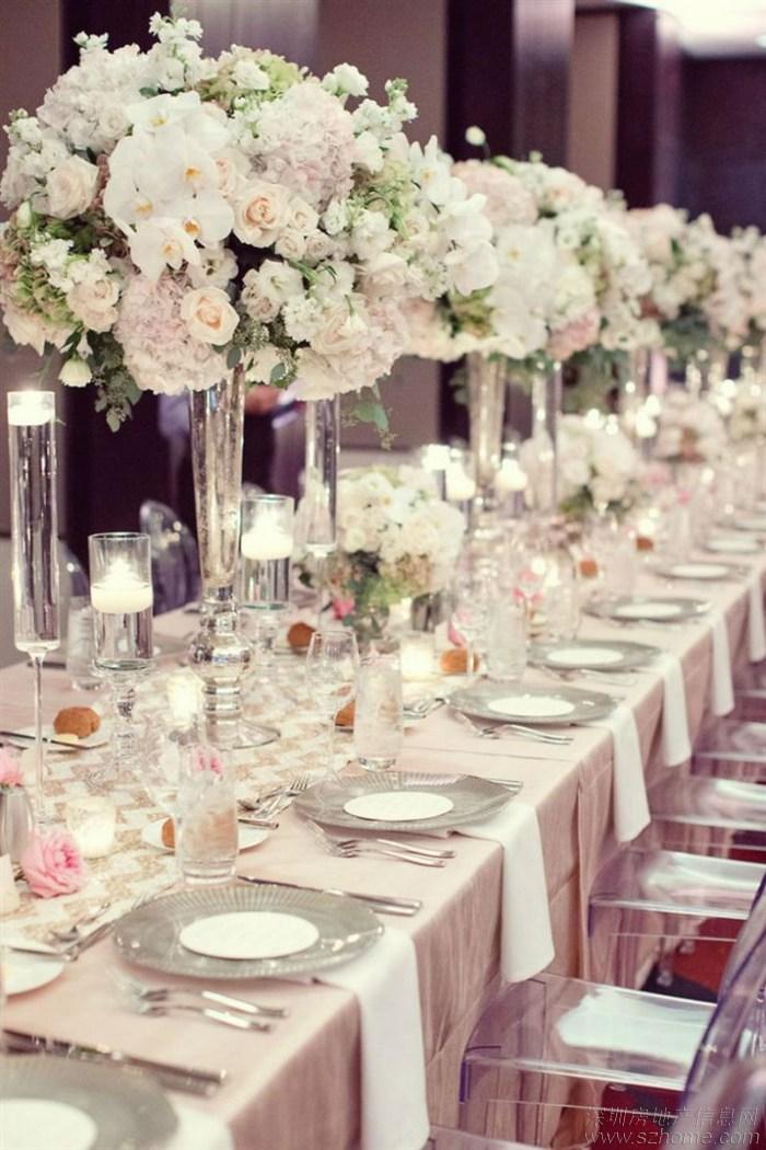 qq餐厅26级婚礼装修
