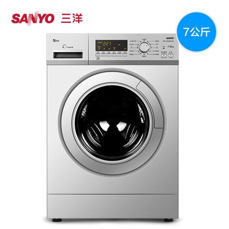 sanyo/三洋 wf710330bis0s 时光云智能7公斤变频全自动滚筒洗衣机价格