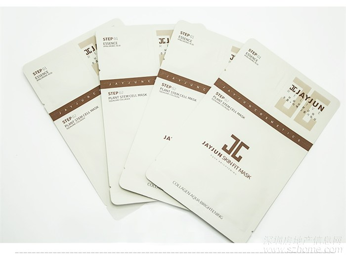 韩国水光面膜使用步骤