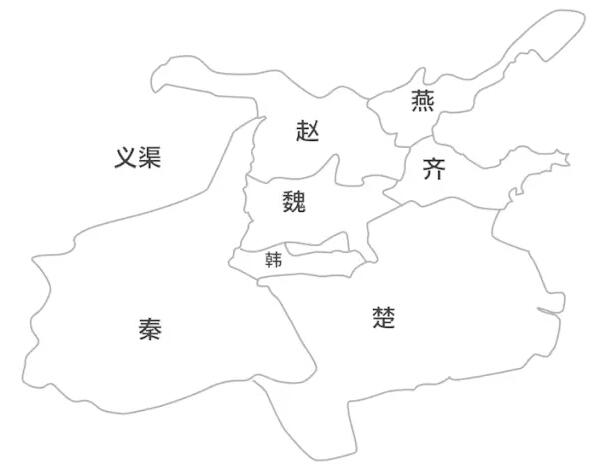 地图 简笔画 手绘 线稿 595_476