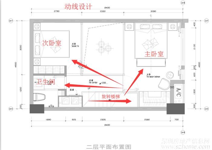 【绝密资料】loft公寓户型图设计分析