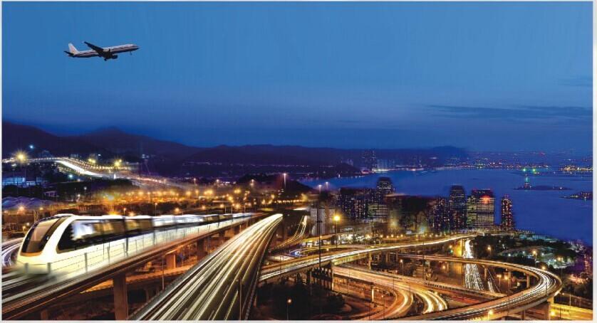 深圳西部崛起大空港 面积等于六个前海