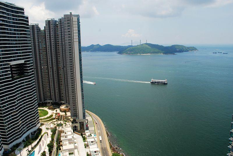 【君临摄摄】行行海域,南中国最美别墅别墅!华富海景图片