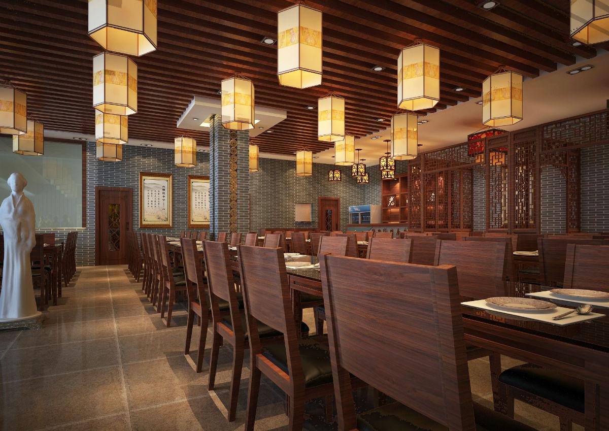 600平米湘菜餐厅需要装修设计!
