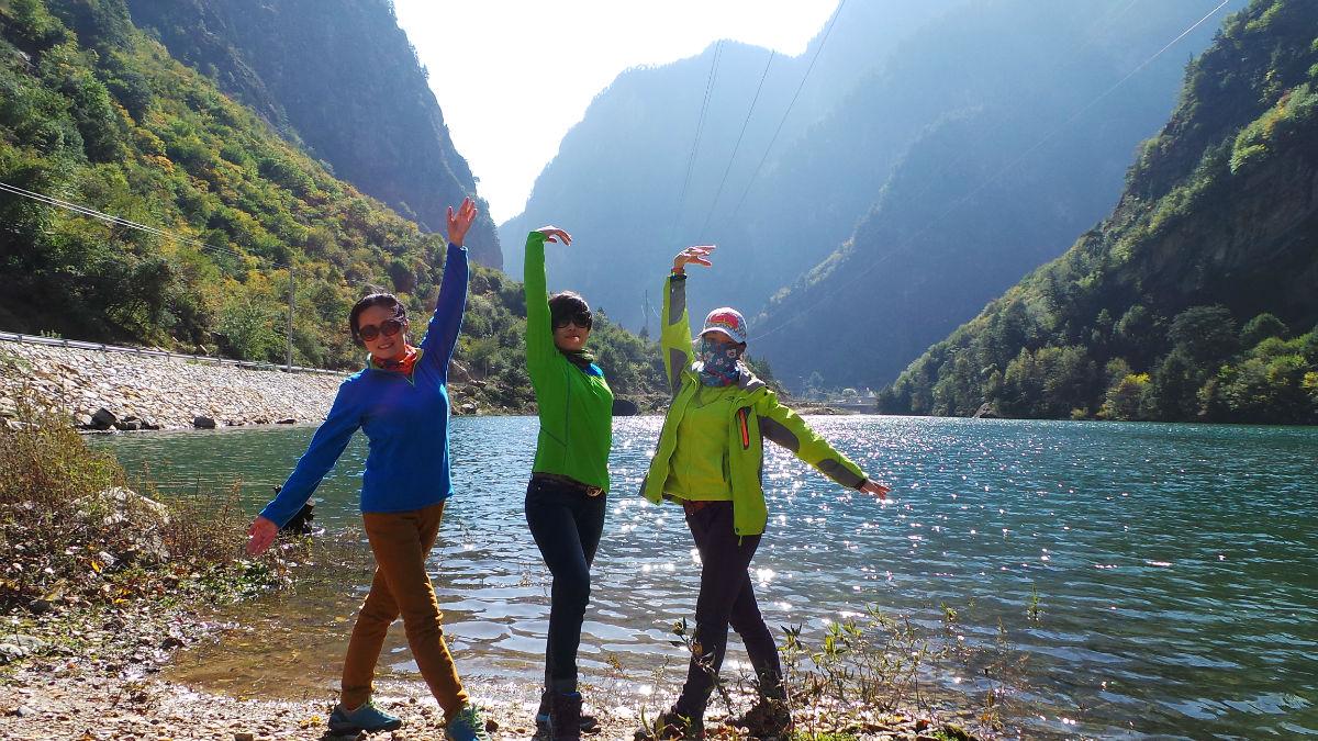 【这里超好玩】十月,自驾最美的川西,色达,新都桥,党龄,四姑娘山