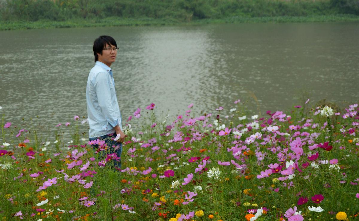 珠海行之民风淳朴的北山大院和华发湿地公园格桑花海