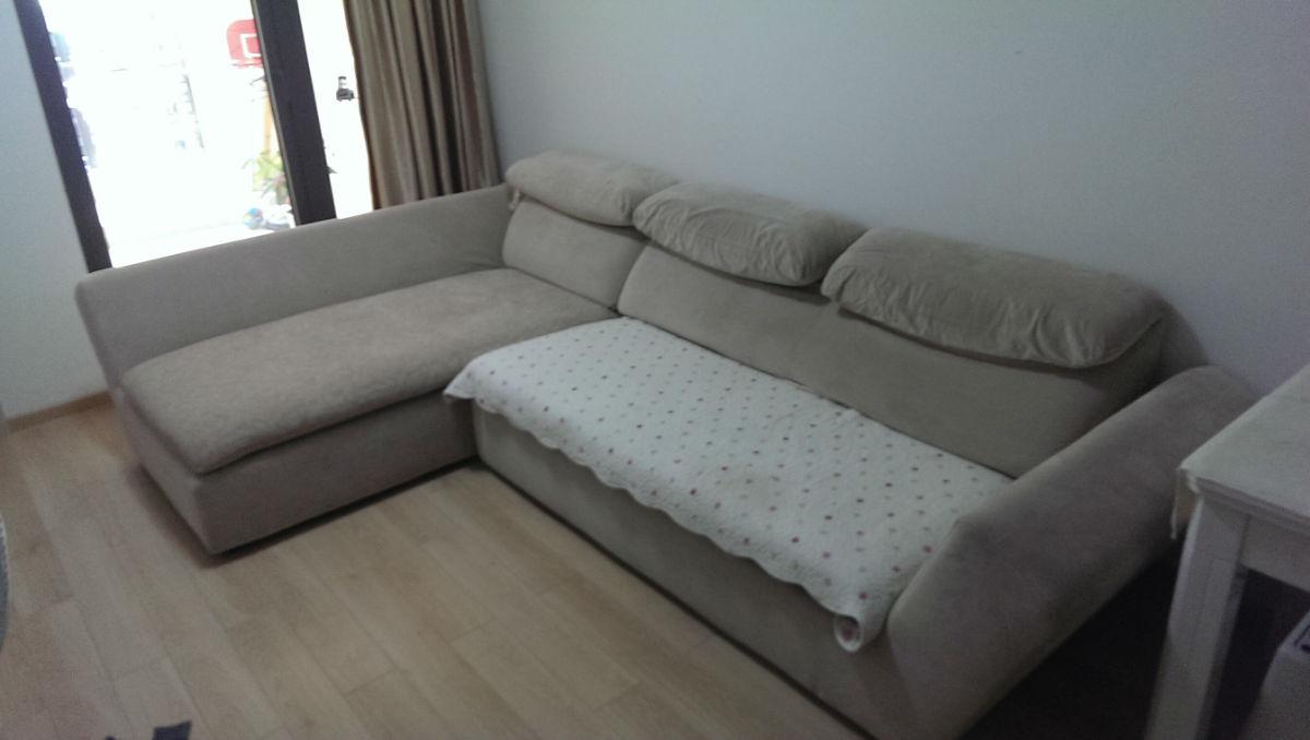 可拆洗布艺沙发