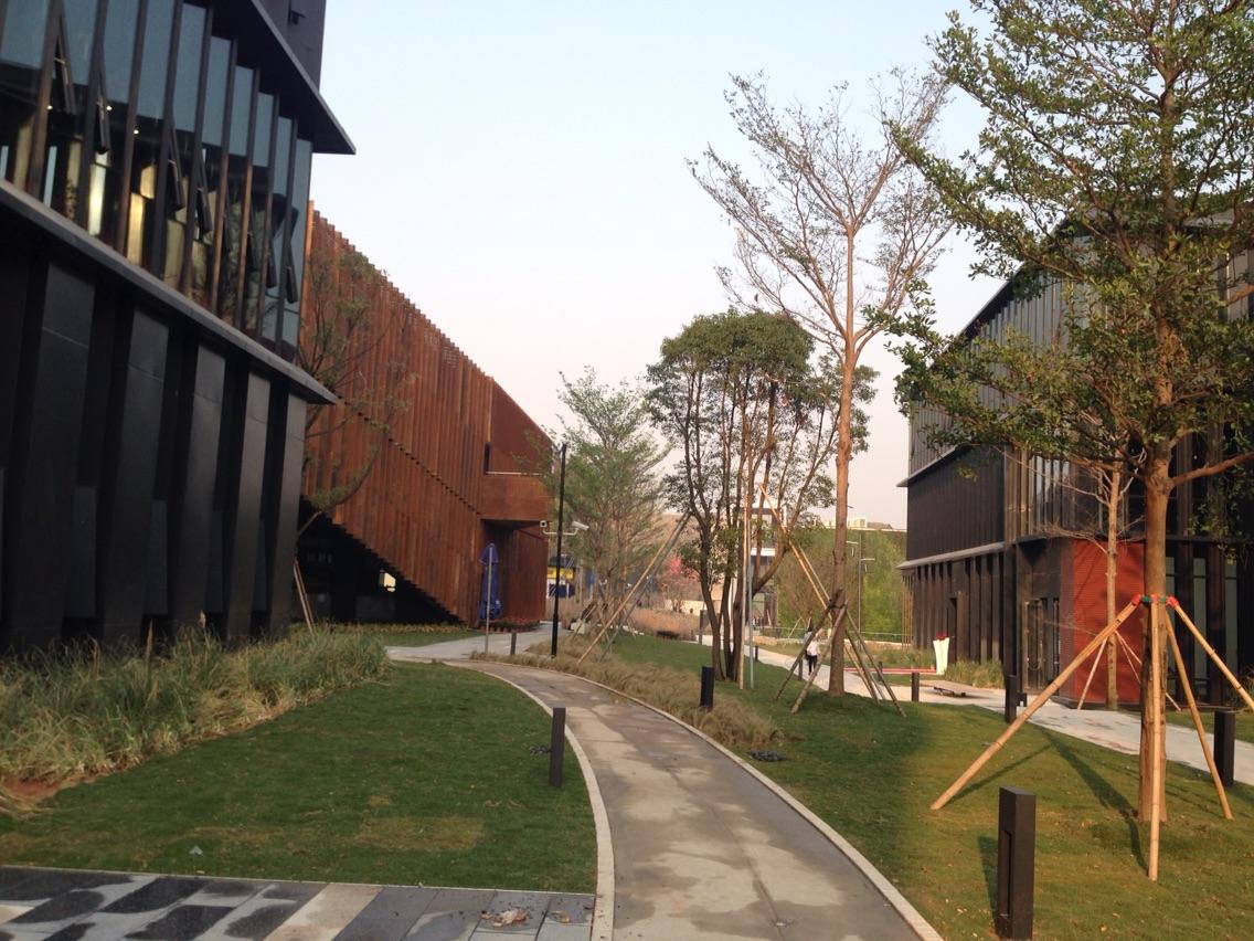 前海万科企业公馆开馆了