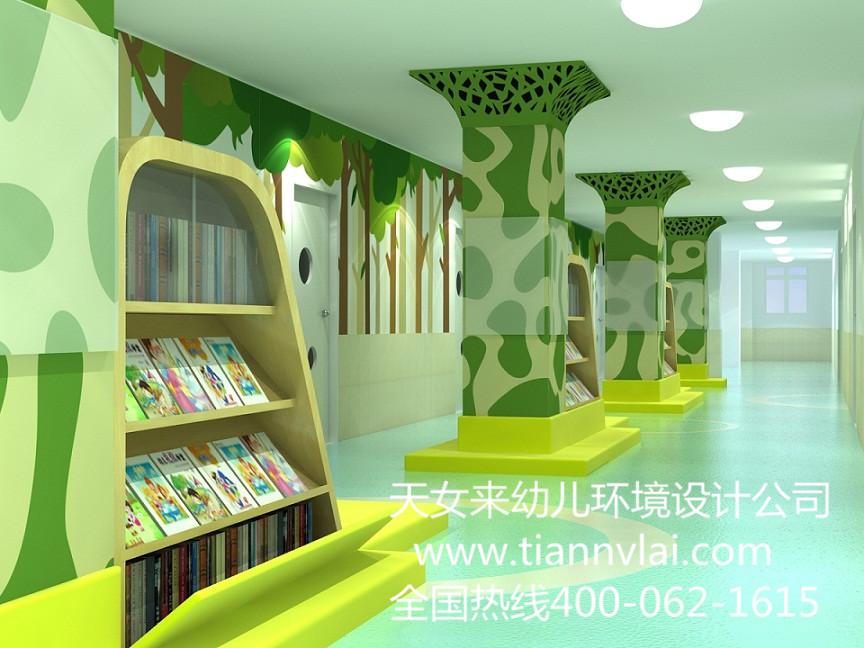 这是天女来幼儿园网站的文章,写的很好分享给大家 链接如下:幼儿园装修户外绿化设计户外绿色设计在幼儿园装修中起着画龙点睛的作用,及美化环境有丰富了空间的层次,是整个幼儿园富有生气,使幼儿感受到空间环境的亲切感和充实感。幼儿园的绿化主要以自然为主,要富有变化,常绿植被和四季分明的植被合理搭配,形成幼儿园的特色。幼儿园绿化分自然绿化、人为绿化、活动绿化三种。 一、自然绿化 自然绿化是通过人工栽种一些无须人为刻意修剪的植物(多以大型植物为主)来实现的。幼儿园装修自然绿化可以丰富户外空间层次,消除户外空间的空旷和虚