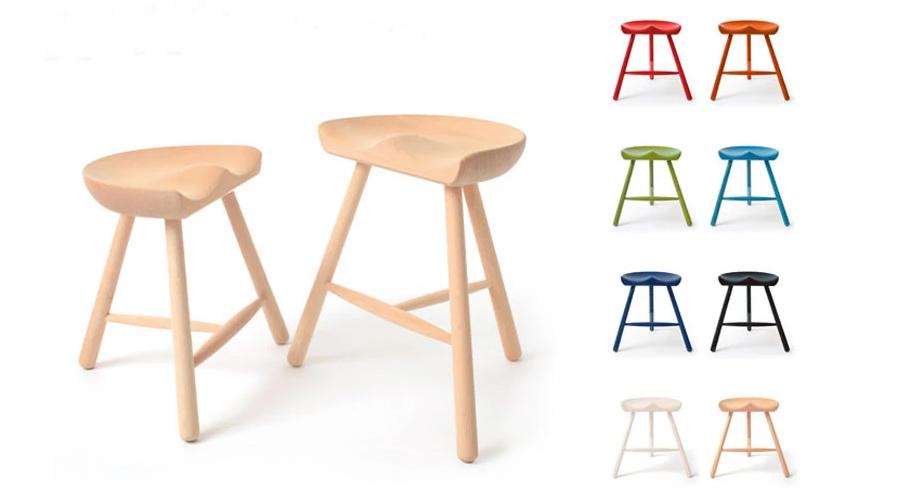 创意椅子设计之木材系列