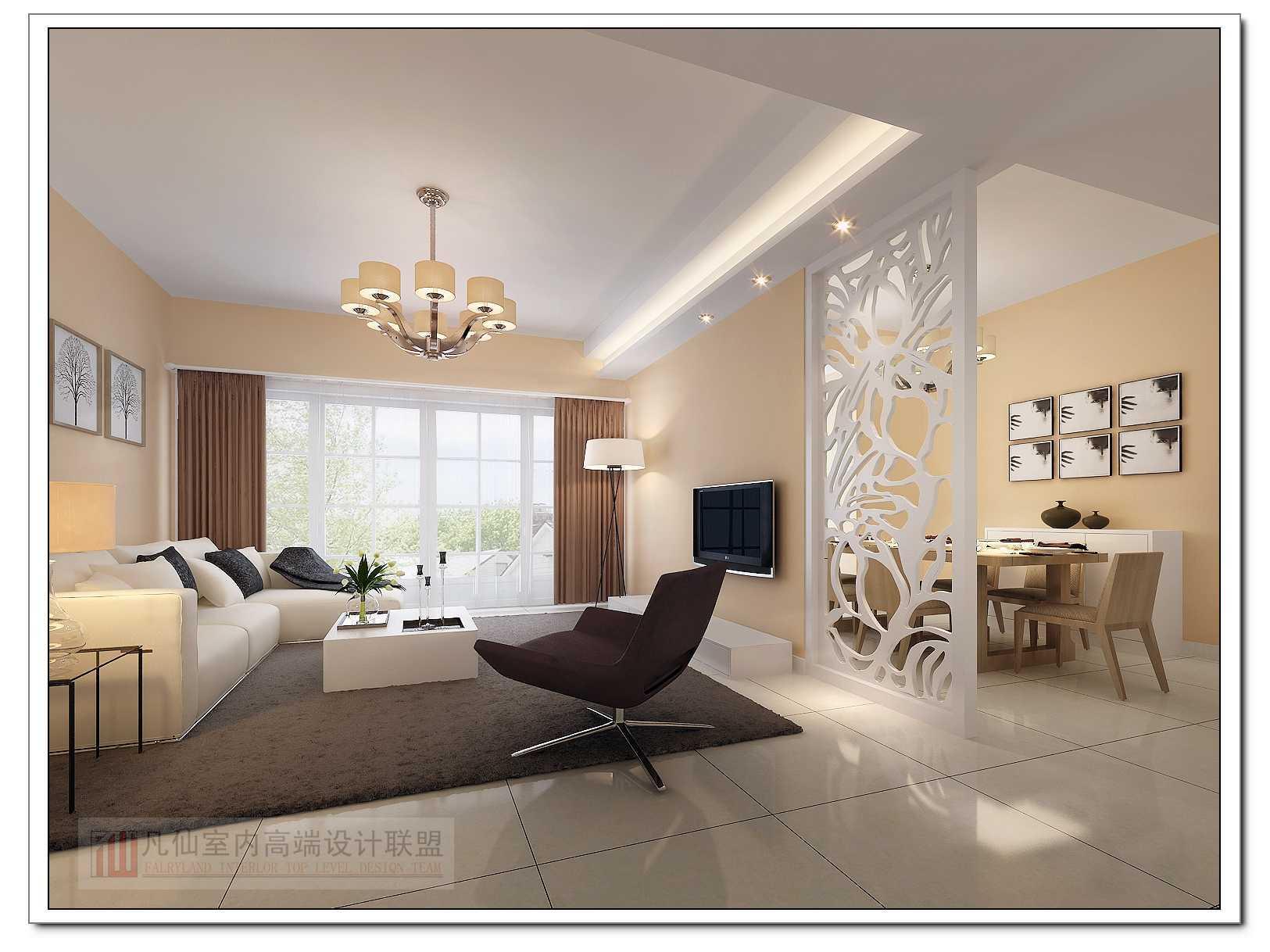 十大后现代客厅装修风格装修效果图