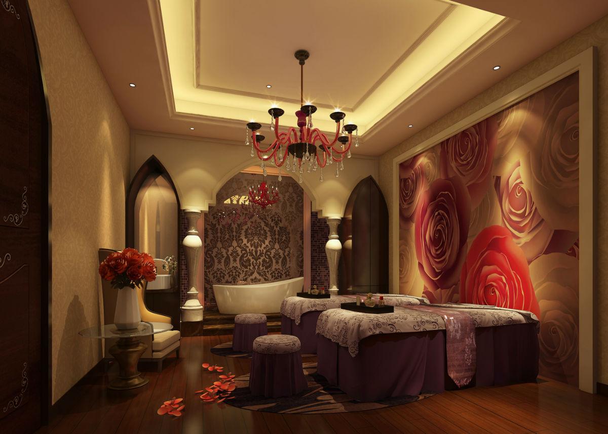 家在深圳  装修论坛 设计师沙龙  > 美容养生馆院设计   板凳 只看此