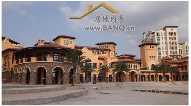 由美国著名建筑设计公司ddg担纲规划的曦城,是以西班牙建筑风格为特色