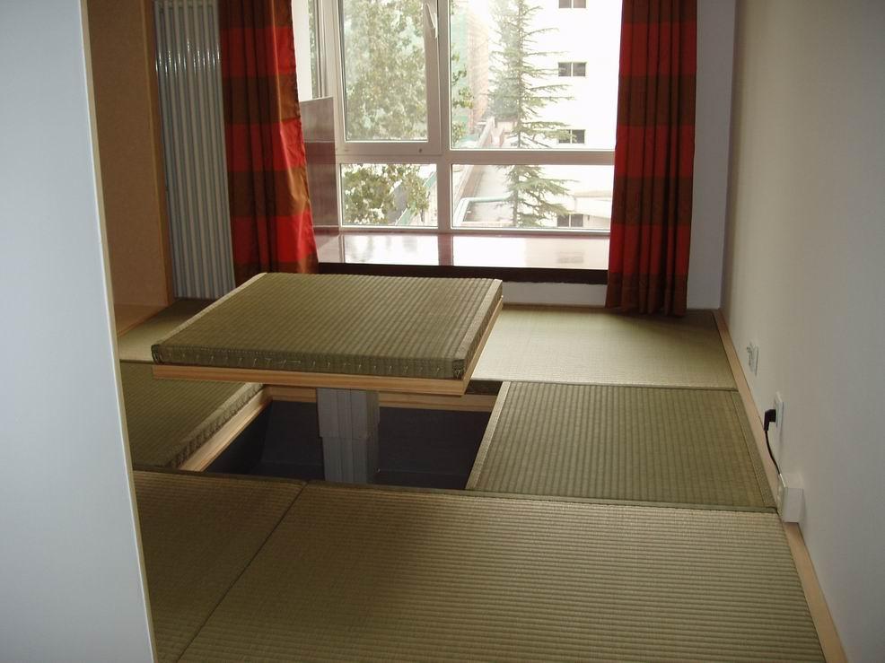5平米小房间榻榻米床装修效果图