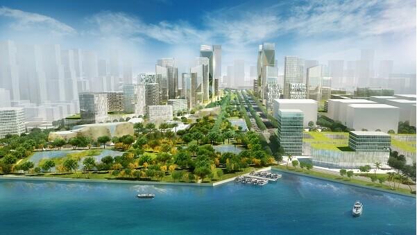 前海|亚太城市群之首 分享世界的宽度