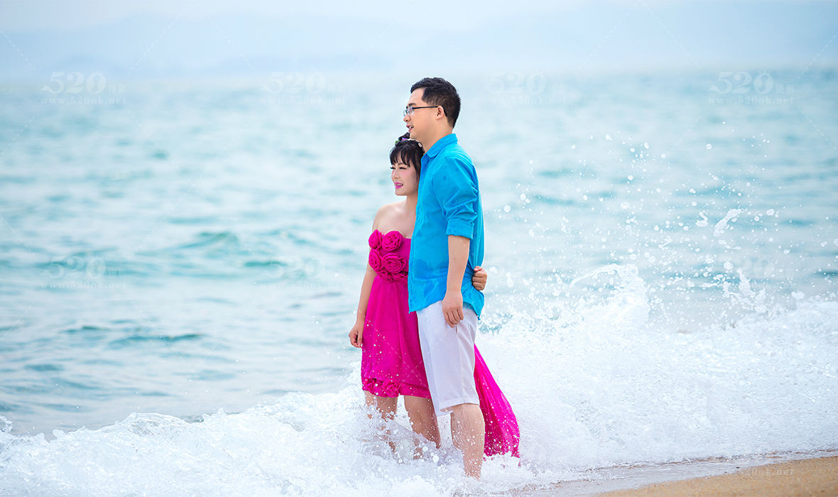 深圳几月份适合拍婚纱照