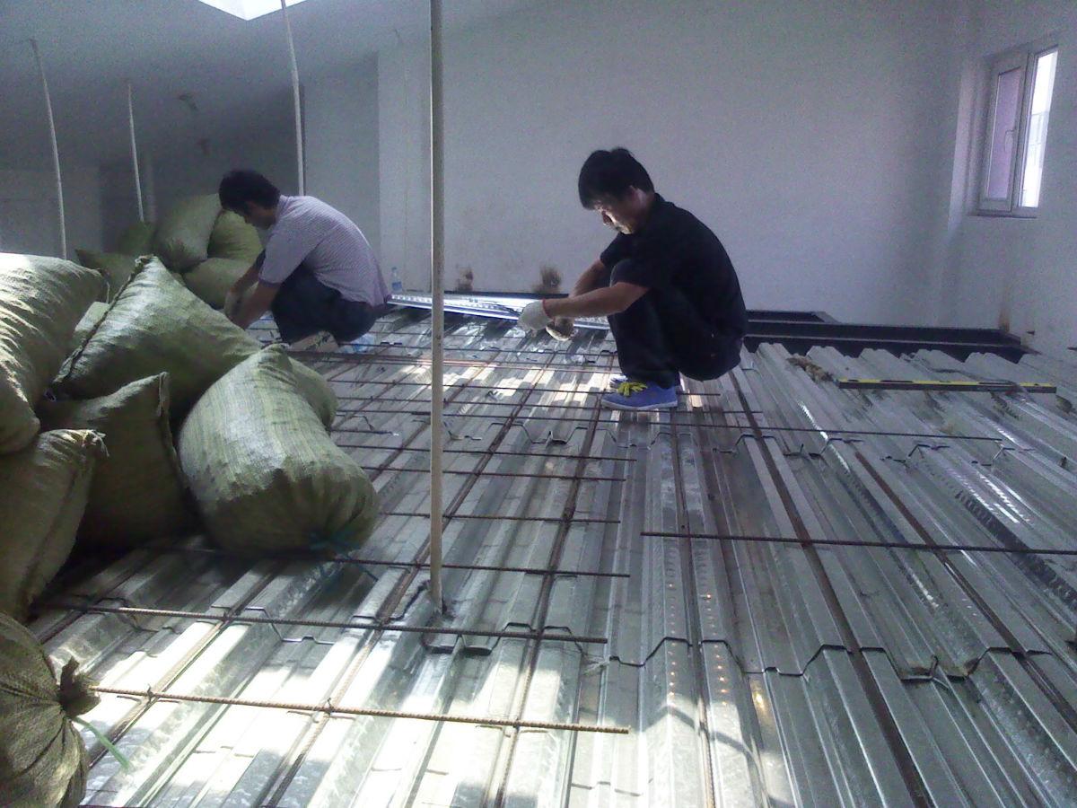 北京钢结构阁楼搭建复式层阁楼夹层挑高户型设计施工