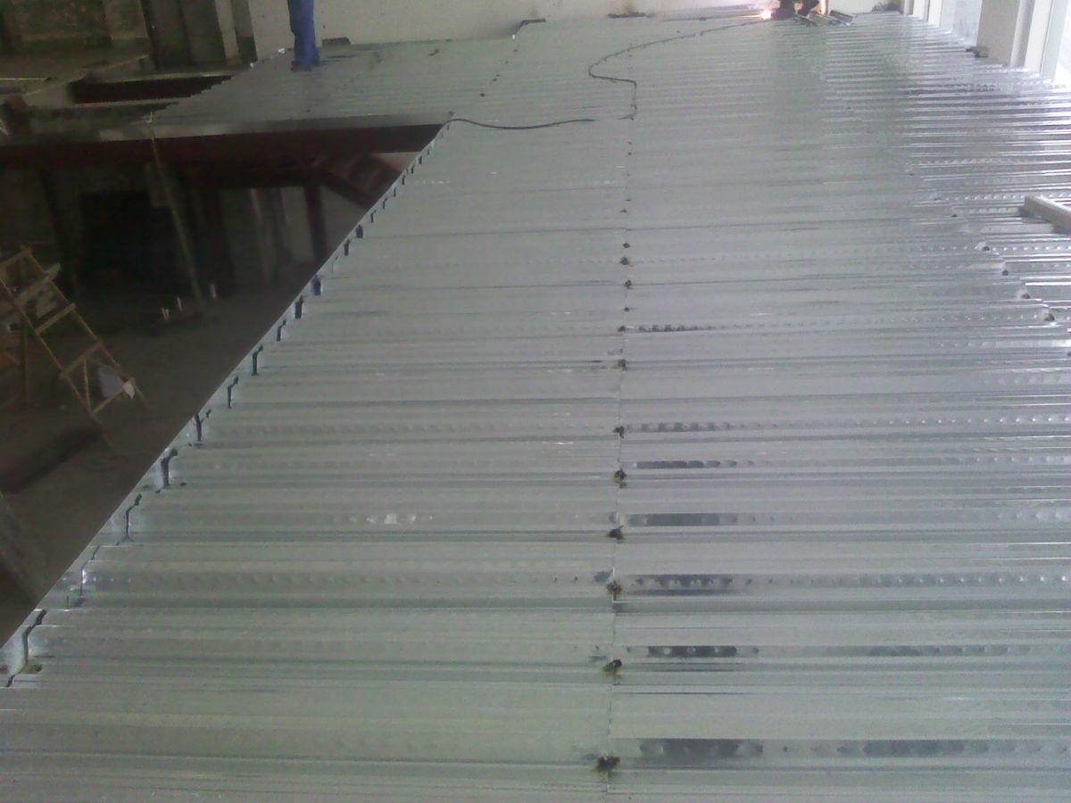 北京钢结构二层搭建室内夹层别墅扩建改造设计施工