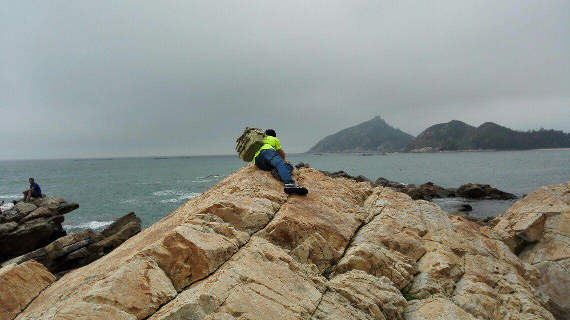 双轮汇户外活动4月19日惠东海岸线—狮子岛海岸线穿越