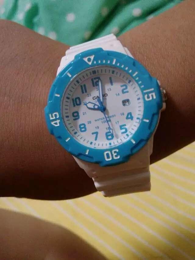 卡西欧儿童手表