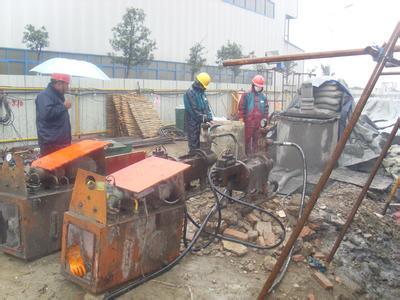 北京地基基础加固/房屋地基下沉加固/灌浆加固