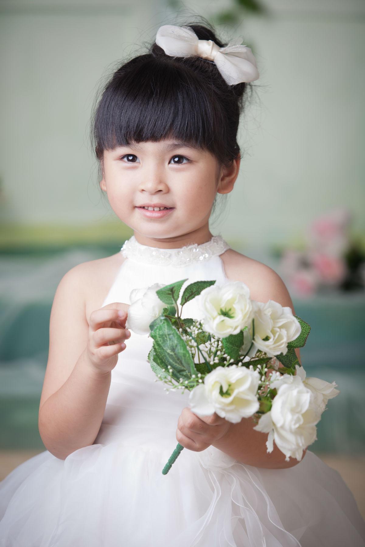 家在深圳  亲子教育 漂亮宝贝  > 延续可爱第四波~6岁想想长大了
