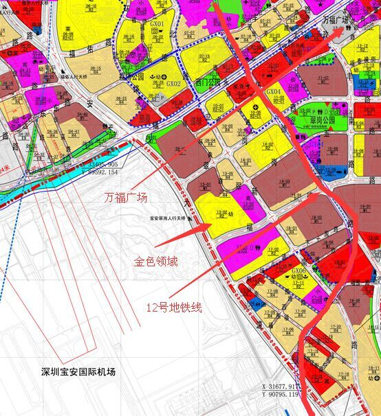 期规划_原地铁10号线纳入市轨道四期规划