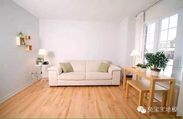 客厅装修为什么应该铺地板!