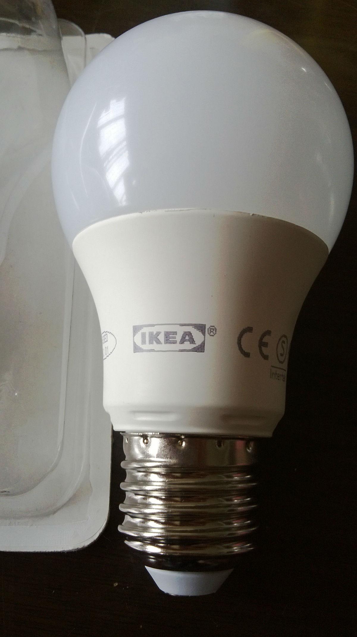 欧普和宜家led灯泡