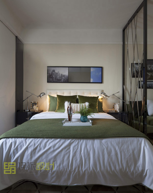 单身公寓--软装设计