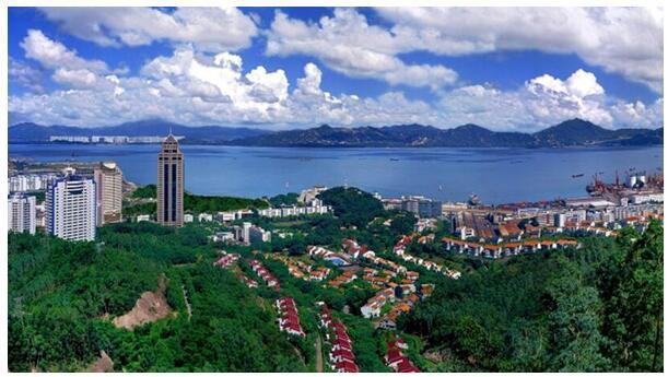 正如香港太平山是香港顶级豪宅的聚集地,大南山所在亦是深圳顶级豪宅