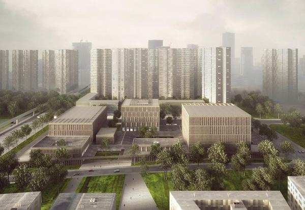 (麦肯诺建筑师事务所)深圳华森建筑与工程设计平面目前顾问优向量高中培图片
