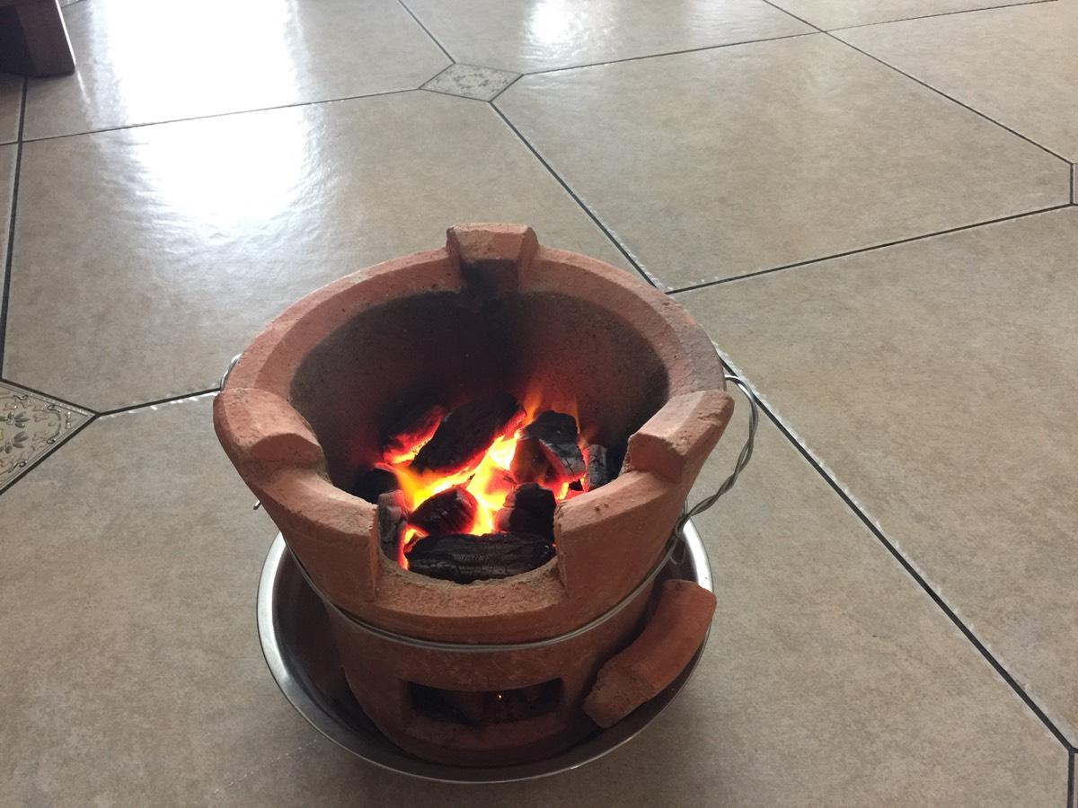 滕洲碎火炉控制电路图