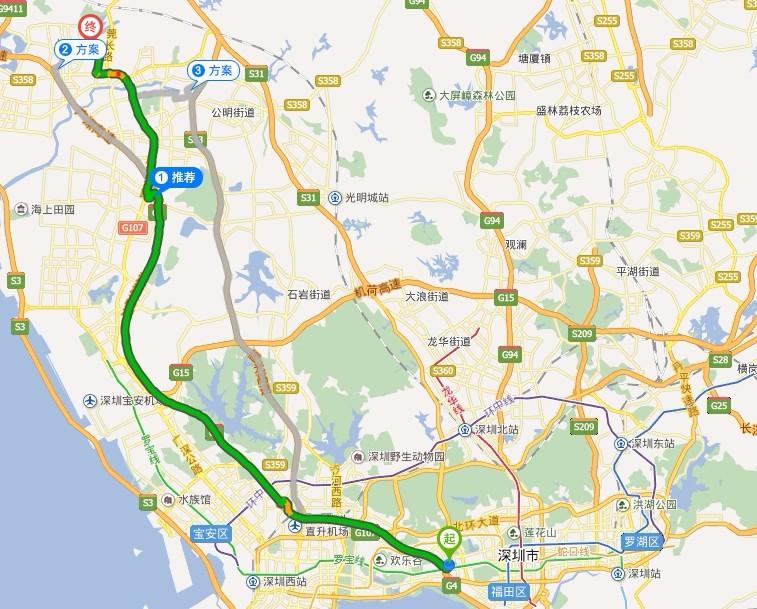 联络镇地图