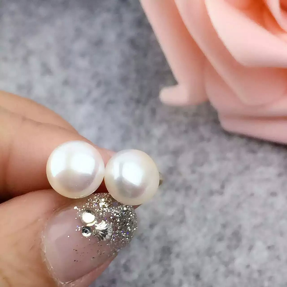 珍珠k金饰物(项链 手链 耳环 戒指 吊坠)